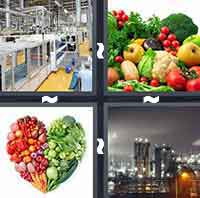 4 Pics 1 Word level 1-12 7 Letters