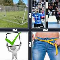 4 Pics 1 Word level 214