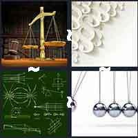 4 Pics 1 Word level 3-8 3 Letters