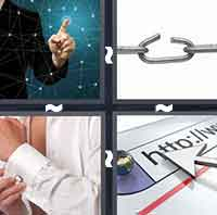 4 Pics 1 Word level 4-9 5 Letters