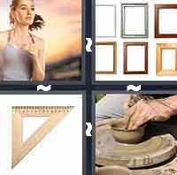 4 Pics 1 Word level 4-10 5 Letters