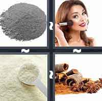 4 Pics 1 Word level 2-11 6 Letters