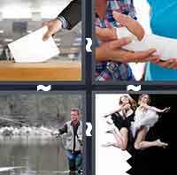 4 Pics 1 Word level 242