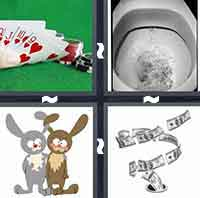 4 Pics 1 Word level 5-2 5 Letters