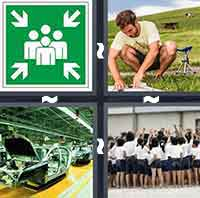 4 Pics 1 Word level 1-4 8 Letters