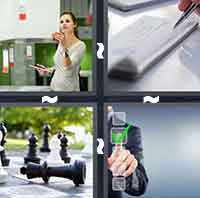 4 Pics 1 Word level 5-4 5 Letters