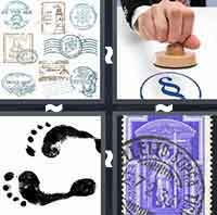 4 Pics 1 Word level 5-8 5 Letters