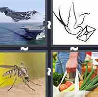 4 Pics 1 Word level 2-6 7 Letters