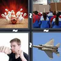 4 Pics 1 Word level 2-14 6 Letters