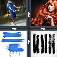 4 Pics 1 Word level 2-15 6 Letters