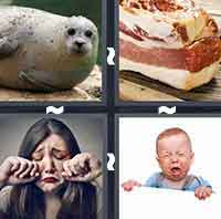 4 Pics 1 Word level 2-8 7 Letters