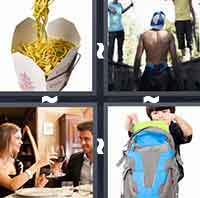4 Pics 1 Word level 2-10 7 Letters