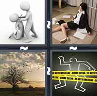 4 Pics 1 Word level 3-5 6 Letters