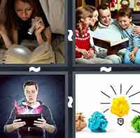 4 Pics 1 Word level 294