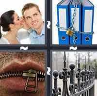 4 Pics 1 Word level 2-12 7 Letters