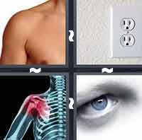4 Pics 1 Word level 3-7 6 Letters