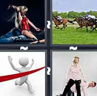 4 Pics 1 Word level 1-8 8 Letters