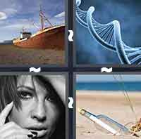 4 Pics 1 Word level 3-8 6 Letters