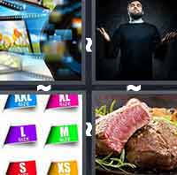 4 Pics 1 Word level 3-10 6 Letters