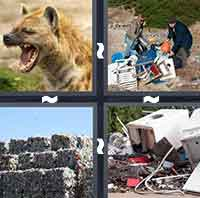 4 Pics 1 Word level 1-10 8 Letters