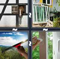 4 Pics 1 Word level 3-13 6 Letters