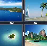 4 Pics 1 Word level 3-15 6 Letters