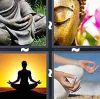 4 Pics 1 Word level 1-12 8 Letters
