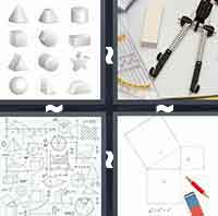 4 Pics 1 Word level 1-15 8 Letters