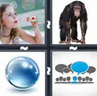 4 Pics 1 Word level 4-10 6 Letters