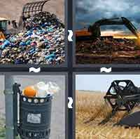 4 Pics 1 Word level 8-6 5 Letters