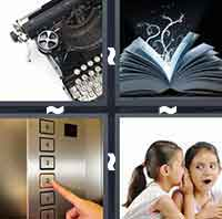 4 Pics 1 Word level 3-13 7 Letters