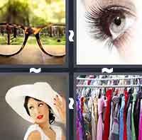4 Pics 1 Word level 396