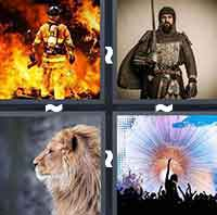 4 Pics 1 Word level 8-10 5 Letters