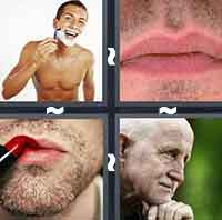 4 Pics 1 Word level 3-14 7 Letters
