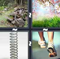 4 Pics 1 Word level 413