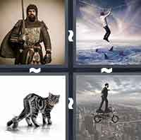 4 Pics 1 Word level 4-1 7 Letters