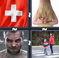 4 Pics 1 Word level 8-11 5 Letters
