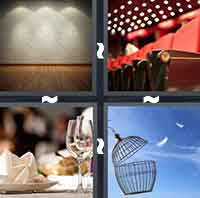 4 Pics 1 Word level 8-15 5 Letters