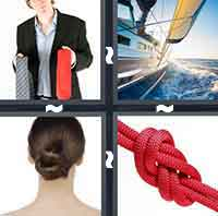4 Pics 1 Word level 9-10 4 Letters
