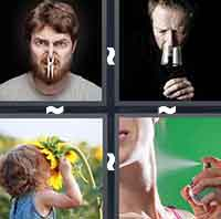 4 Pics 1 Word level 427