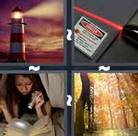 4 Pics 1 Word level 9-11 4 Letters