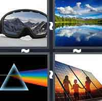 4 Pics 1 Word level 4-5 7 Letters