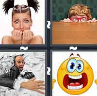 4 Pics 1 Word level 442