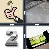 4 Pics 1 Word level 9-13 4 Letters