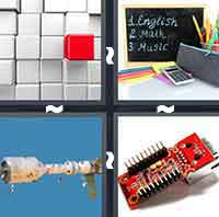 4 Pics 1 Word level 5-11 6 Letters