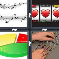 4 Pics 1 Word level 5-14 6 Letters