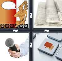 4 Pics 1 Word level 4-12 7 Letters