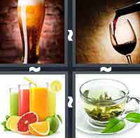 4 Pics 1 Word level 2-13 8 Letters