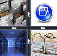 4 Pics 1 Word level 4-13 7 Letters