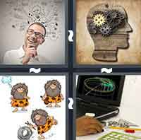 4 Pics 1 Word level 5-15 6 Letters